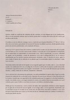 Contratar escritor de cartas reclamaciones