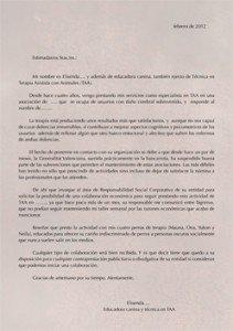 Contratar escritor para cartas peticiones