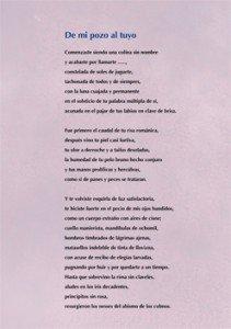 Redactores poema online
