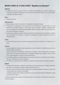 Texto para concurso empresa